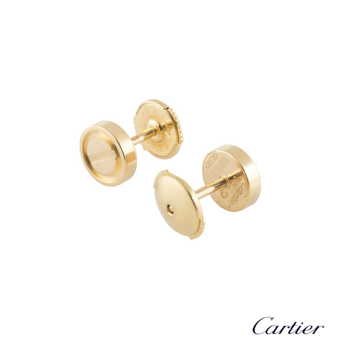 Cartier Love Earring Studs